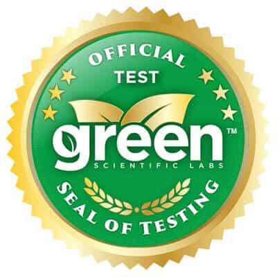 official-test-green-scientific labs-seal-of-testing-bio-certificaat-hennepzaadolie